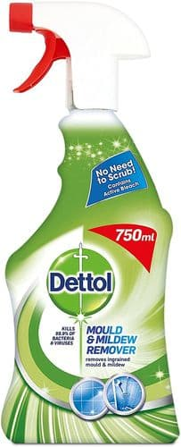Dettol Mould and Mildew Remover Spray 750 ml