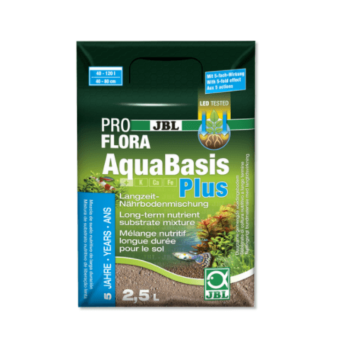 AquaBasis plus Substrate  Fertiliser JBL