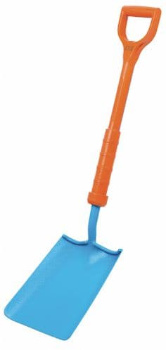 OX Pro Insulated Square Mouth Shovel
