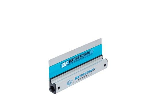 OX Speedskim Stainless Flex Finishing Rule - SF