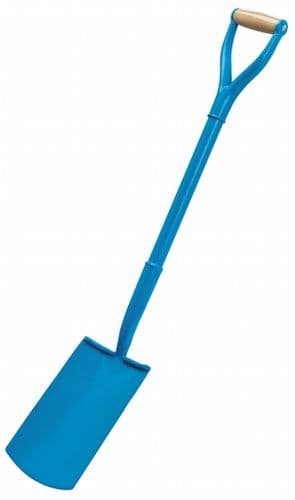OX Trade Solid Forged Treaded Digging Spade