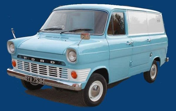 Ford Vintage/Transit/Comercial/4x4