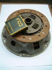New Exchange Clutch Ford 100E/107E Free UK delivery