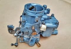 New Genuine Carburettor Ford Zephyr/Zodiac Mk3 with 65mm fitting Free UK Deliivery (Restrictions app