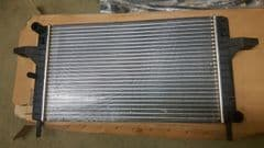 New Genuine Radiator Mk2 Sierra 01/87-02/93