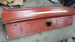 New Genuine Rear Bulkhead Panel Mk2 Cortina Saloon Delivery Charges Apply