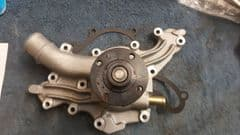 New Water Pump and Gasket Ford Scorpio 2.4 and 2.9 1995 on