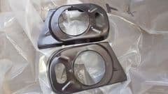 Pair New Headlamp Mounting Panels Ford  Cortina Mk2 Free UK Delivery (conditions apply)