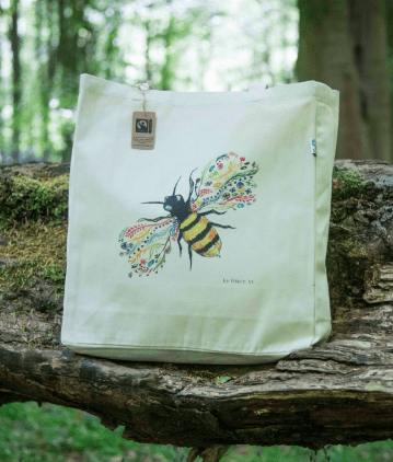 BEE FRIENDLY ECO BAG