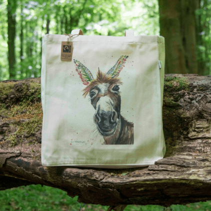 DYLAN THE DONKEY ECO BAG
