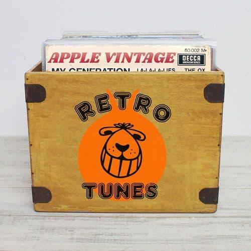 Retro Tunes LP Record Boxes