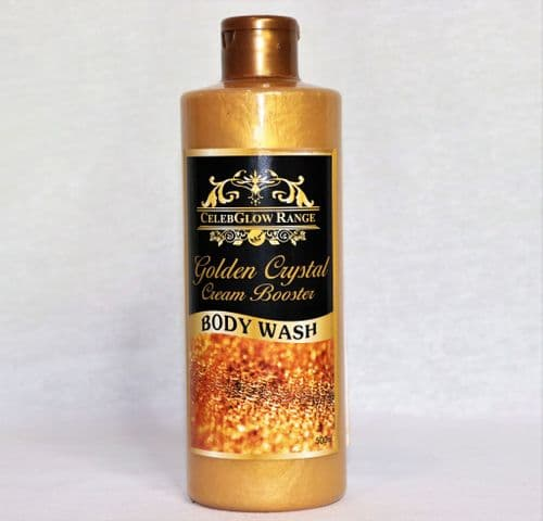 Golden Crystal Body Wash 500g
