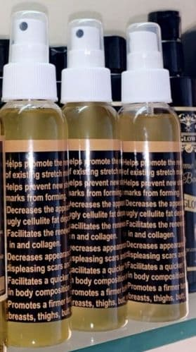 Stretch marks oil 150g