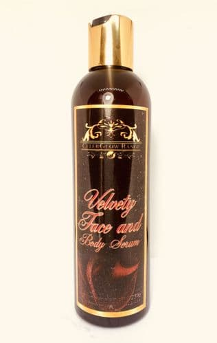 Velvety Face and Body Serum 250g