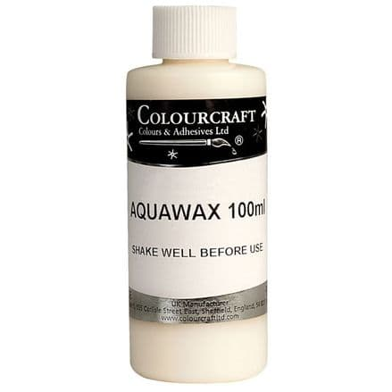 Aquawax Liquid Wax for Brusho