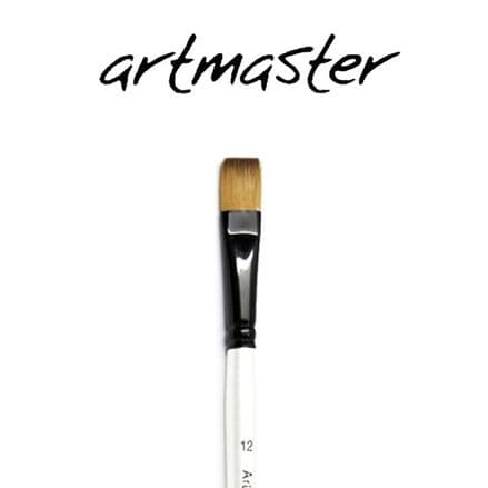 Artmaster Watercolour  Brushes Pearl Flat Series 22