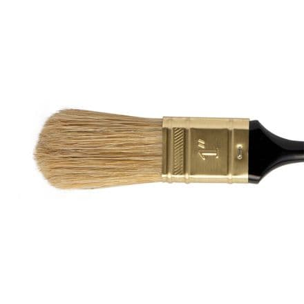 Bob Ross Oval Brush - 1""