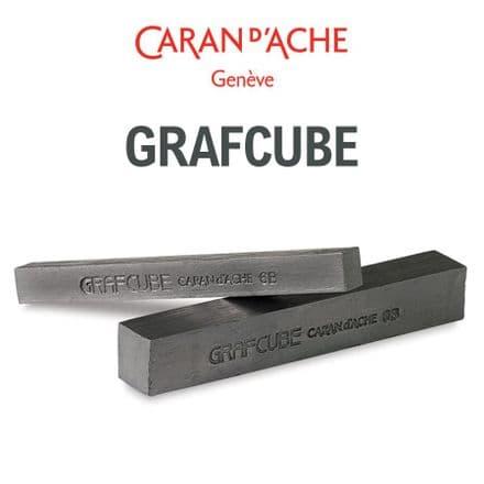 Caran D'Ache Grafcube Graphite Stick