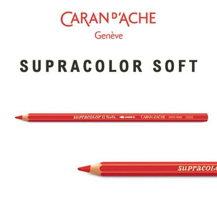 Caran D'Ache Supracolor Artists' Soft Water Soluble Pencils 350 - 499