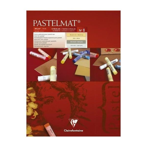 Clairefontaine Pastelmat Pads No1