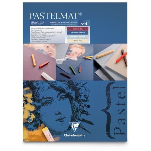 Clairefontaine Pastelmat Pads No4