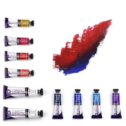 Daler Rowney Aquafine Gouache Paint 15ml Tubes