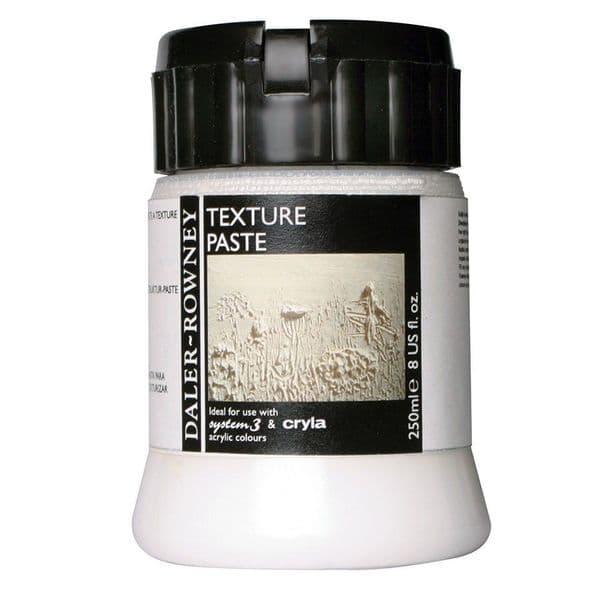 Daler Rowney Texture Paste pot of 250ml
