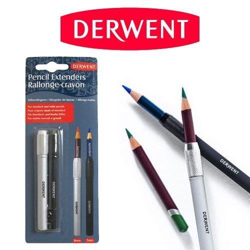 Derwent Pencil Extender Set