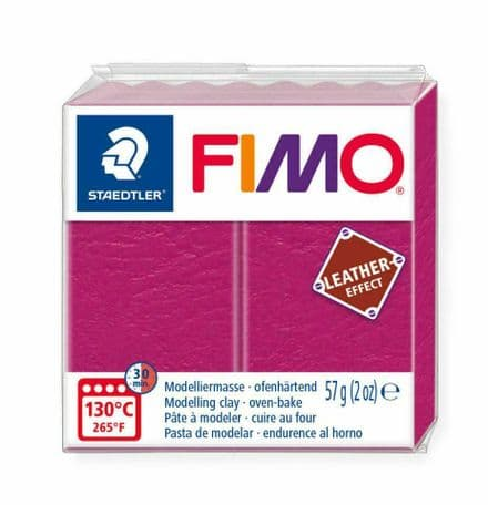 Fimo Leather Effect 57g Polymer Clay