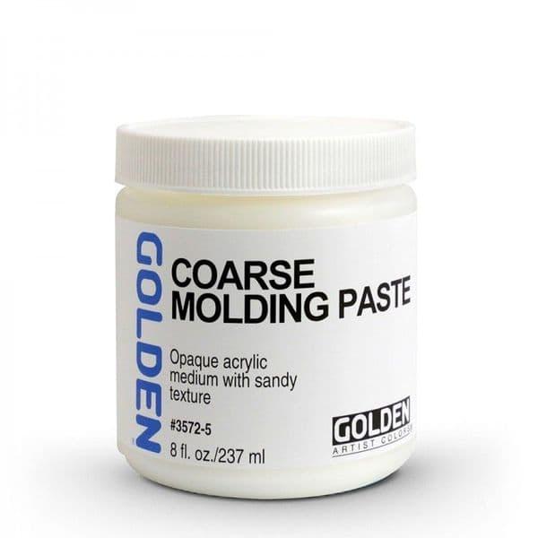 Golden Acrylic Coarse Molding Paste 237ml