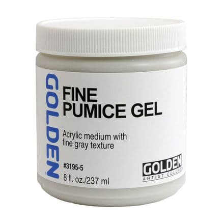 Golden Acrylic Fine Pumice Medium 237ml
