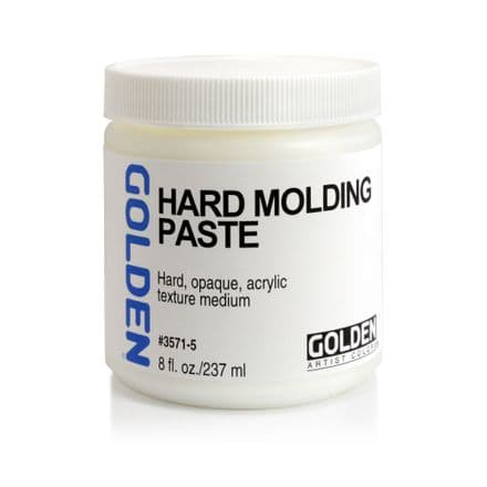 Golden Acrylic Hard Molding Paste 237ml