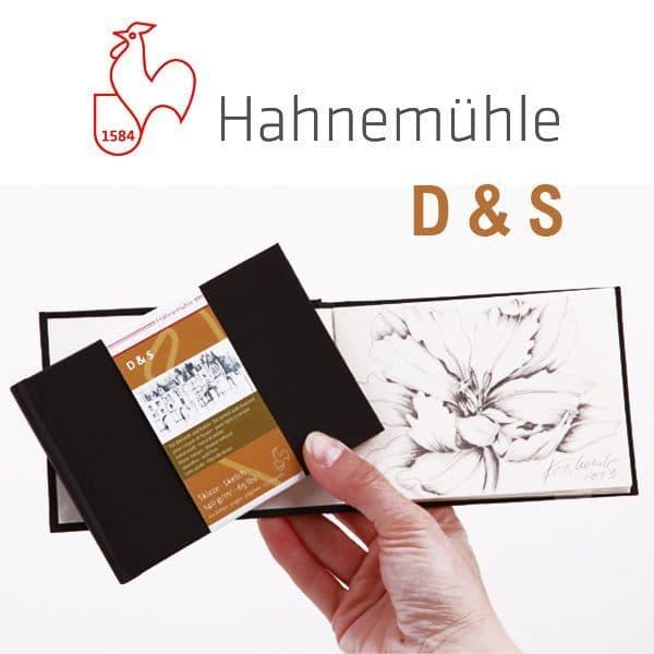 Hahnemuhle D&S Mini Sketchbook