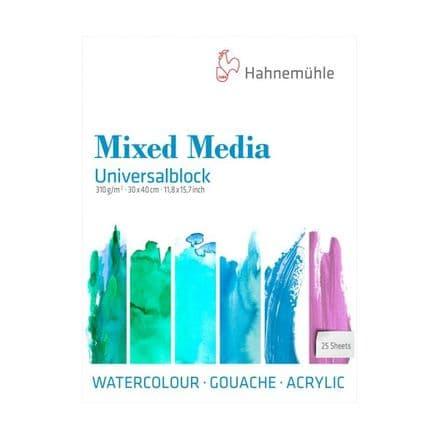 Hahnemuhle Universal Mixed Media Block