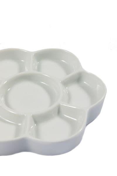 Jakar 6 well Porcelain Flower Palette