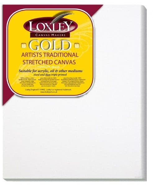 Loxley Gold Standard Cotton Canvas Box Quantities