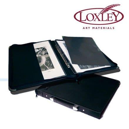 Loxley Omega Artists Presentation Portfolio's