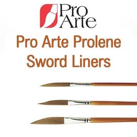 Pro Arte Prolene Sword Liners