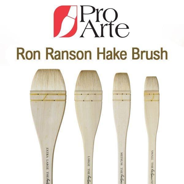 Pro Arte Ron Ranson Hake Brush