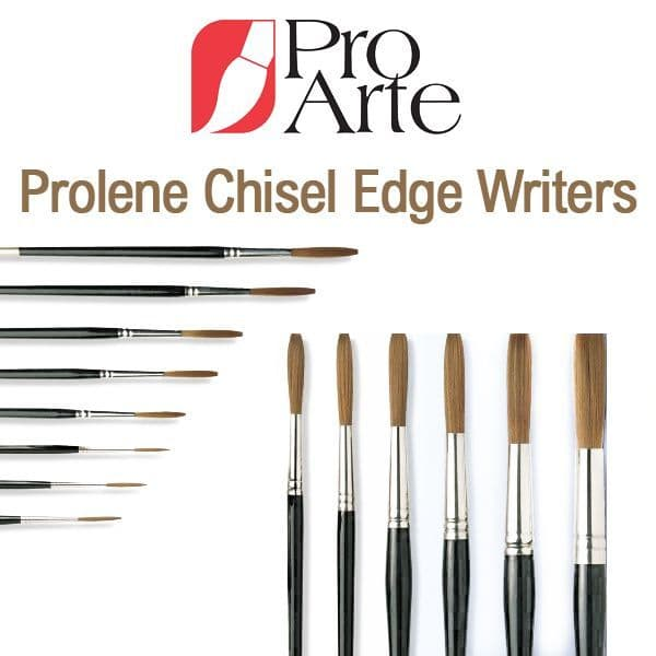 Pro Arte Series 10 Prolene Chisel Edge Writers