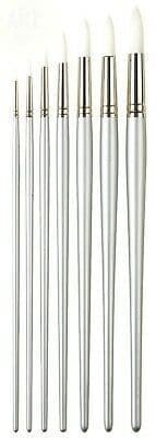 Pro Arte Series 201 Sterling Acrylix  Brushes Round