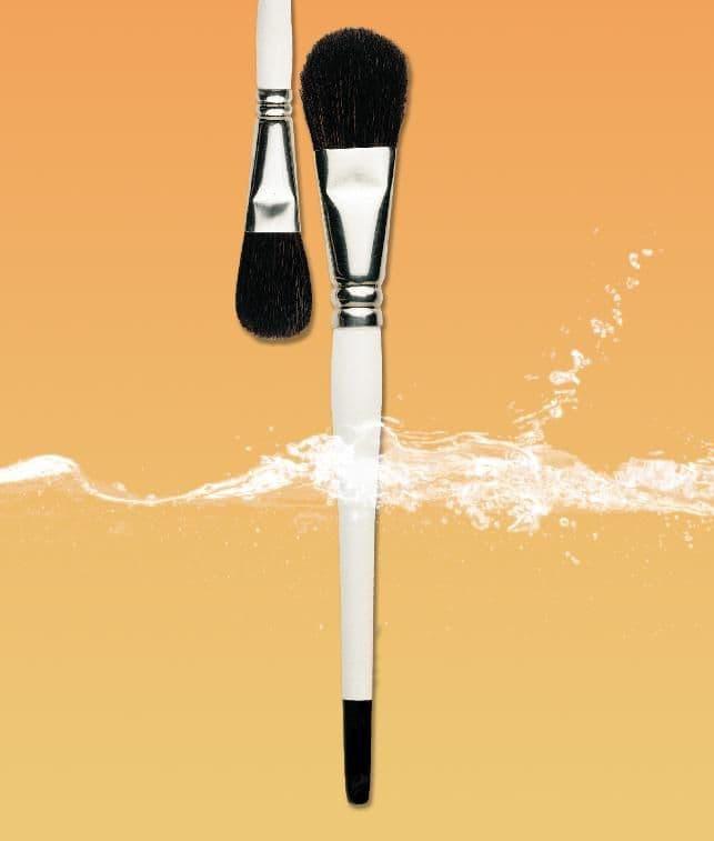 Pro Arte Series 51 Watercolour Wash Brushes