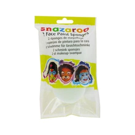 Snazaroo Face Painting Sponges
