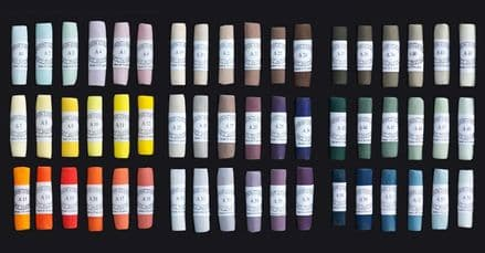 Unison Artists' Soft Pastels Additionals 1-54