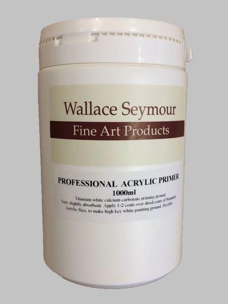Wallace Seymour Professional Acrylic Primer
