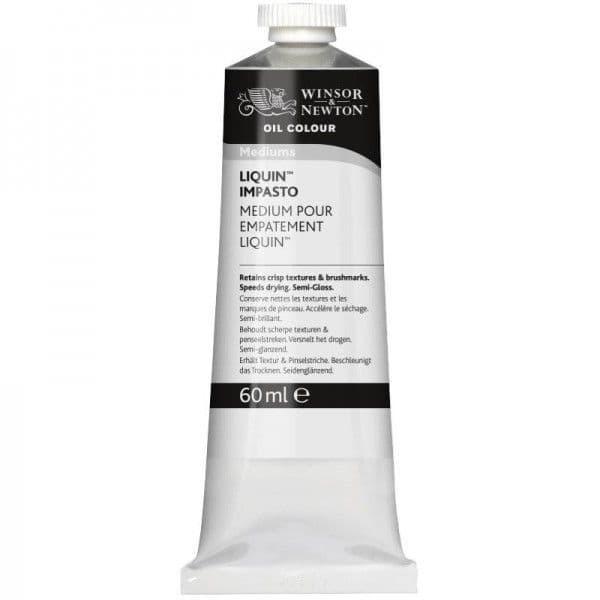 Winsor and Newton Artisan Water Mixable Impasto Medium 60ml tube