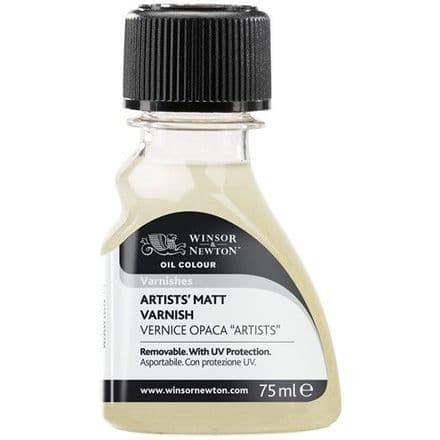 Winsor and Newton Artists' Matt Varnish for Oil