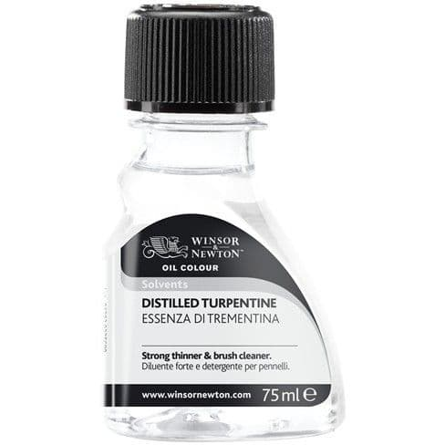 Winsor and Newton Distilled Turpentine