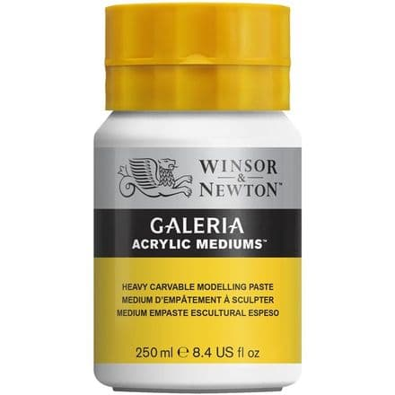 Winsor and Newton Galeria Heavy Modelling paste