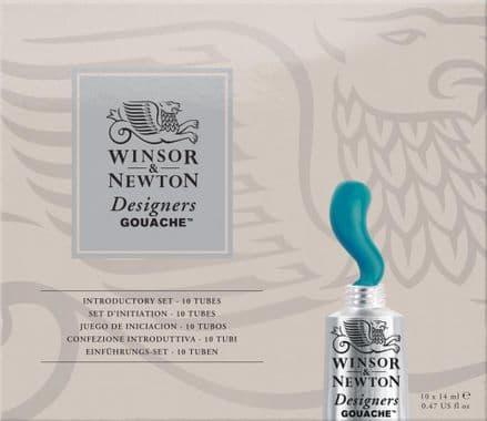 Winsor and Newton Gouache Introduction Set